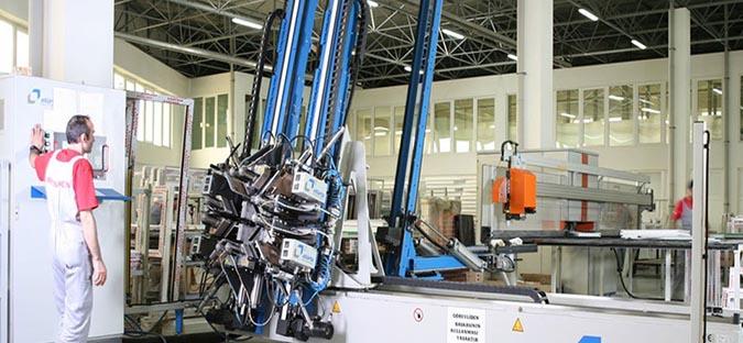 Hatüpen Fabrika Robot Teknolojisi