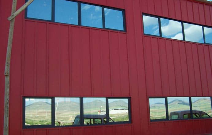 Pimapen Ankara-Fabrika Binası