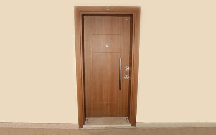 Sur Çelik Kapı-Yasemin Evleri