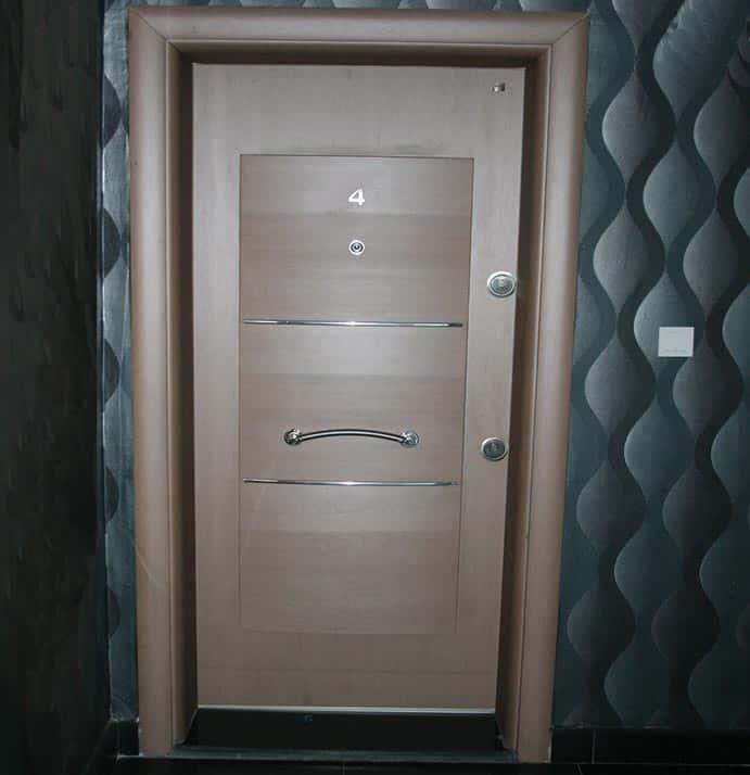 Sur Çelik Kapı-Papatya Sitesi