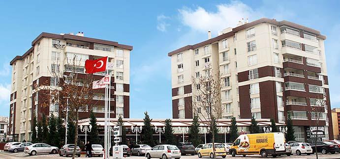 Pimapen Ankara-Kentpark Sitesi