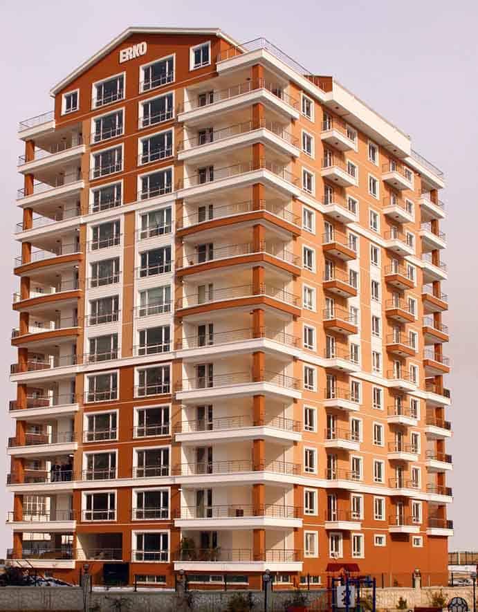 Pimapen Ankara-Başak Apartmanı