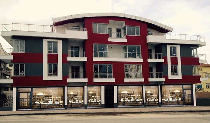 Pimapen Ankara-Kavi İnşaat