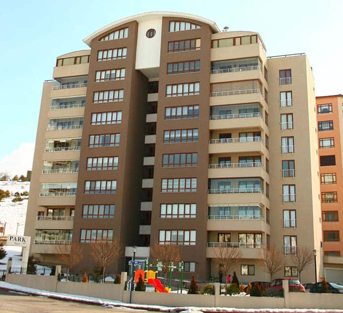 Pimapen Ankara-Özçelik Park Apartmanı